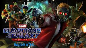 wallpaper galaxy marvel guardians of the galaxy the telltale series review ps4 hd