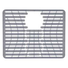 Amazon Com Interdesign Gia Kitchen Sink Protector Wire Grid Mat by Fresh Kitchen Sink Liners Taste