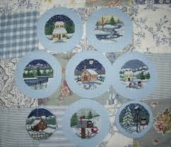 cross stitch ornaments rainforest islands ferry