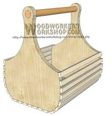 05 wp 019 basket for wine and gifts downloadable scrollsaw