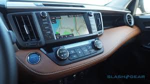 lexus nx300h ev mode 2016 toyota rav4 hybrid review slashgear