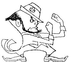 fighting irish cliparts free download clip art free clip art