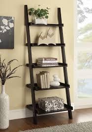 24 Ladder Bookshelf Plans Guide by The 25 Best Ladder Bookcase Ideas On Pinterest Ladder Shelf
