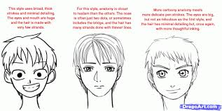 shonen hairstyles learn how to draw shonen draw anime boys anime males anime draw