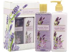 bath gift set bath and gift set lavender
