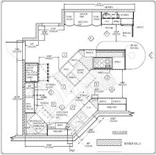 Commercial Kitchen Floor Plans - commercial kitchen layout examples the top home design