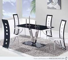 15 superb stainless steel dining table designs home design lover