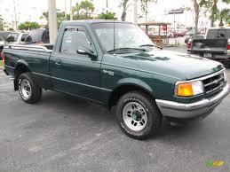 Ford Ranger Truck Colors - 1993 bright calypso green metallic ford ranger xlt regular cab