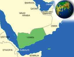 Yemen On World Map by Yemen Facts Culture Recipes Language Government Eating