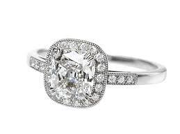 10000 engagement ring diamond engagement rings platinum diamond ring 1ct emerald cut