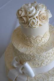 White Flower Cake Shoppe - buttercream vintage wedding cakes for favorite cakes of the