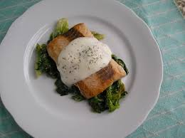 Challenge With Sauce Improv Challenge Salmon With Lemon Sauce Edesia S Notebook