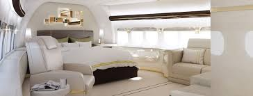 the world u0027s first private boeing 747 interior looks like a