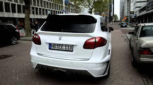 porsche lumma porsche cayenne lumma clr 558 gt eljero elia u0027s car amazing revvs