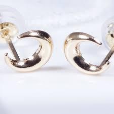 earing design japangold rakuten global market 18 k gold earring design 185299