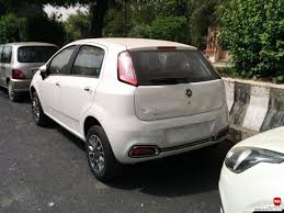 2014 Fiat Grande Punto Evo Facelift Now In Dealer Stockyards