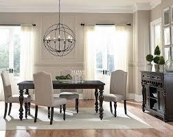 5 piece dining room set elegant cream and brown dining set mcgregor 5 piece dinette set