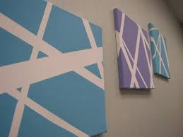 Cool Diy Wall Art by Diy Abstract Wall Art Ideas Wallartideas Info