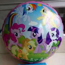 My Little Pony Easter Egg Decorations by Cheap 1pcs Foil Balloon My Little Pony 18inch Birthday Party