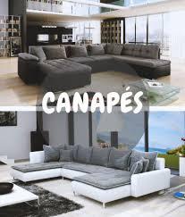 canapé design pas chere meubles canapés et cuisines design pas cher tendance mobilier