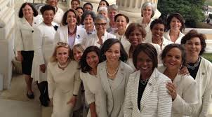 many female house dems will wear white to trump u0027s speech to
