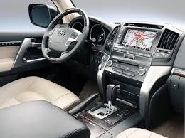 Toyota Land Cruiser Interior 2016 Toyota Land Cruiser New Autocar Review