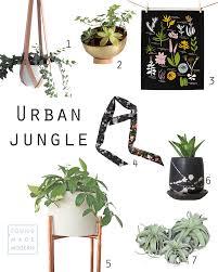 Modern Hanging Planter by Blog U2014 Found Made Modern