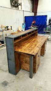 Industrial Style Reception Desk Desk Furniture Style Zoom 92 Trendy Zoom Stupendous Pallet Desk