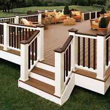 premade deck gates doherty house premade deck porch ideas