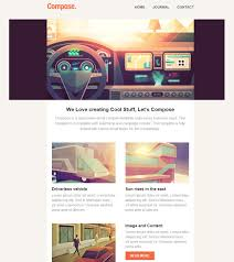 Free Responsive Html Email Templates by Best Responsive Email Template 30 Free Psd Eps Ai Format