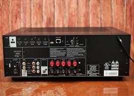pioneer amplifier home theater pioneer vsx 823 k review cnet