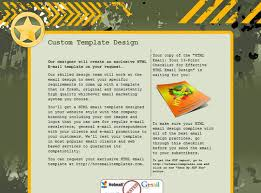 50 useful and free html newsletter templates free and useful