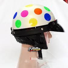 Helm Catok helm retro catok mvstar pet v2 helmets imotorbike co id