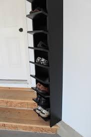 Diy Entryway Organizer Best 25 Shoe Organizer Entryway Ideas On Pinterest Diy Shoe