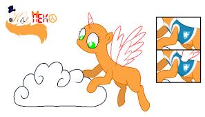 Mlp Rainbow Dash Meme - mlp base rainbow dash present 15 by katnekobase on deviantart