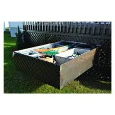 give a spacious look to your home with deck storage u2013 carehomedecor