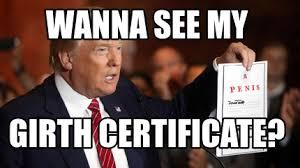 Funny Dick Memes - trump is a dick joke memes