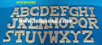 wood letters craft pdf woodworking