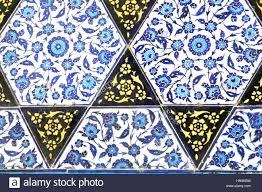 Ottoman Tiles Ottoman Tiles Stock Photo Royalty Free Image 133593149 Alamy