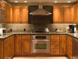 Rustic Cabinets Kitchen by Kitchen Rustic Shaker Cabinets Eiforces