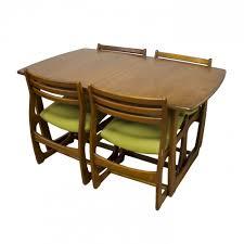 portwood furniture dinner set 1960s 65311