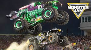monster truck jam anaheim monster jam orange county tickets n a at angel stadium of