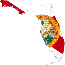 Map Of Melbourne Florida by File Flag Map Of Florida Svg Wikimedia Commons