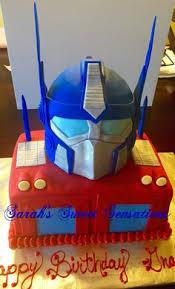 optimus prime cakes optimus prime cake diy cake birthdays and