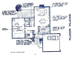 house plans universal design homes home deco plans
