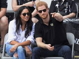 harry and meghan markle prince harry and meghan markle photographed together for the first
