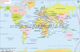 world map in mapa swiata world map in