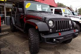 Jeep Wrangler Jk Unlimited Custom Builds For Sale At Rubitrux