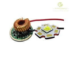 cree mkr mk r 6v 6000k cold white led emitter lamp light 5 mode