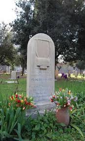 grave tombstone keats tombstone keats shelley house